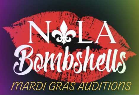 mardi gras auditions